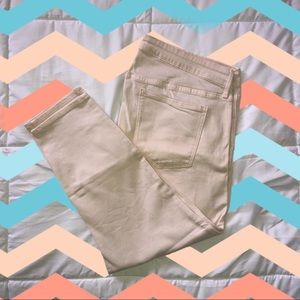 Old Navy Rockstar Light Pink Jeans 💞